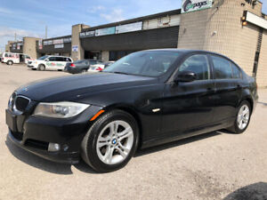 2010 BMW 323i. CERTIFIED AND E-TESTED.
