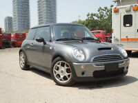 2005 MINI COOPER S 6 Speed Certified and Emission Tested