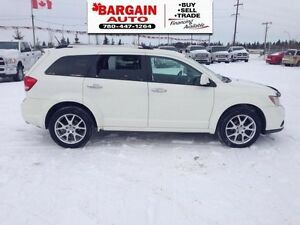2011 Dodge Journey RT,Leather,AWD