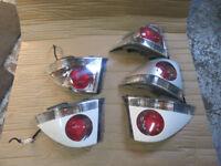 JDM Lexus is300 SXE10 OEM Tail Lights Lamps 2001-2005