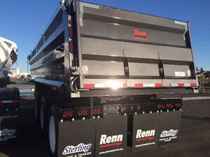 RENN End Dump Trailer - TA21516- PRICED TO CLEAR! Regina Regina Area image 6