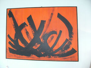 WANTED MID CENTURY WALL ART 1950-1970 CONSIGNMENT Peterborough Peterborough Area image 6