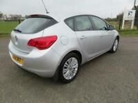 2011 VAUXHALL ASTRA 1.7 CDTI EXCITE DIESEL LOW TAX FINANCE AVAIL FOCUS CORSA