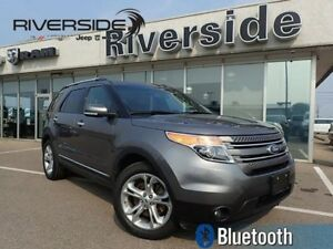 2014 Ford Explorer LIMITED  - Leather Seats -  Bluetooth - $180.