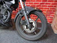 KEEWAY RKS 125cc VERY LOW MILEAGE CHEAP FIRST BIKE
