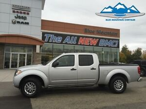 2016 Nissan Frontier SV  ACCIDENT FREE, 4WD, BLUETOOTH