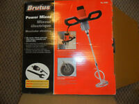 Brutus Power Mixer