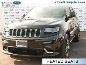 2014 Jeep Grand Cherokee SRT  -  Roof -  Nav