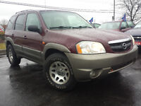 2003 Mazda Tribute LX | PRICED TO SELL | E-TESTED