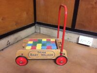 Vintage Triang Baby Walker Toy