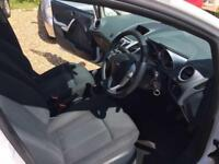 Ford Fiesta 1.25 ( 82ps ) 2010.5MY Zetec