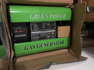5kW NG-Generators w/ electric start (3 total) - $400pc, $1000(3)