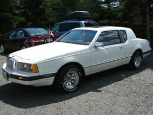 1984 MERCURY COUGAR LS - US CAR  -TRURO AREA