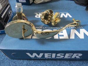 Weiser Front Door lock set