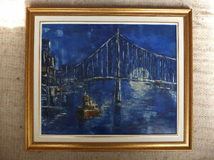 "GEORGE de ROME ""JACQUES-CARTIER BRIDGE""/PONT-JACQUES CARTIER"""
