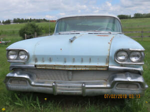 1958 Olds Super 88 Rare find