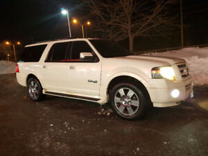 2007 Ford Expedition Max Limited SUV, Crossover