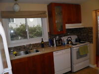 ASAP One Bedroom, Unfurnished, Available in Two Bedroom of Share