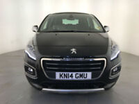 2014 PEUGEOT 3008 ALLURE HDI DIESEL 5 DOOR HATCHBACK SERVICE HISTORY FINANCE PX
