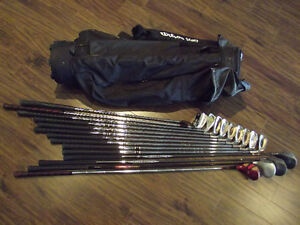 Full golf club set.  Excellent condition.