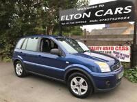 Ford Fusion 1.6 auto Zetec