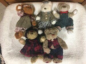 28 TY Beanie Baby toys + 5 other bears Sarnia Sarnia Area image 5
