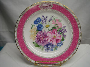 Collector Plate - Chelsea Flower Show