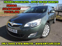 2010 Vauxhall Astra 1.6 16v 115 Elite Automatic - ONLY 45000mls - KMT Cars