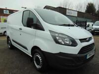 Ford Transit Custom 2.2TDCi ( 100PS ) ECOnetic 270 L1H1 2014 ( 14 Reg )