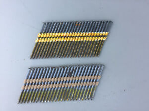 """3 1/4"""" Framing coated coil nails"""