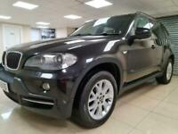 BMW X5 3.0d SE Black 4X4 Auto Leather Bluetooth DIESEL WARRANTY 12 MONTHS MOT