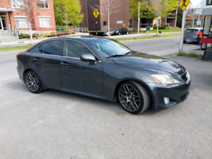 "Lexus Is250 AWD -160k - 18"" wheels - Leather cooled seat"