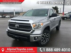 2014 Toyota Tundra TRD Off Road  TRD with new 10 ply all terrain