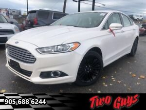 2014 Ford Fusion SE  - Ex-lease -  - Navigation