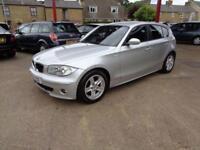 2005 05 BMW 1 SERIES 2.0 120I SPORT 5D 148 BHP