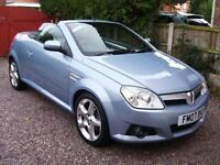 Vauxhall/Opel Tigra 1.4i 16v ( a/c ) 2007 Exclusiv outstanding call 07790524049