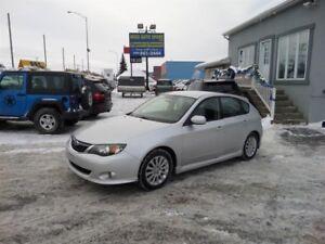 Subaru Impreza  2008  Financement 1E 2E 3E CHANCES AU CRÉDIT