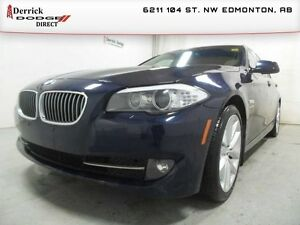 2011 BMW 5 Series   Used 535i xDrive Lthr Seats Sunroof $201.21