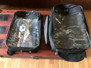 gears tankbag,backpack for sportbike,75$ clayton park west