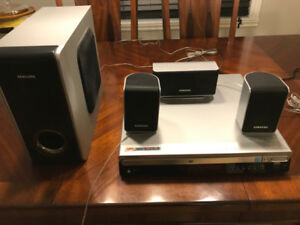 5.1 + DVD Home theater surround sound system