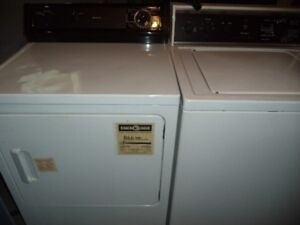 KENMORE WASHER & DRYER CAN DELIVER