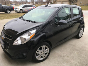 2015 Chevrolet Spark Hatchback