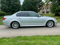 2021 BMW 5 Series 525I M SPORT IMMACULATE CONDITION Auto Saloon Petrol Automatic