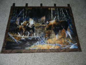 for sale moose wall hangings