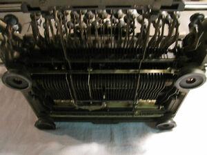 Vintage Underwood Typewriter St. John's Newfoundland image 4