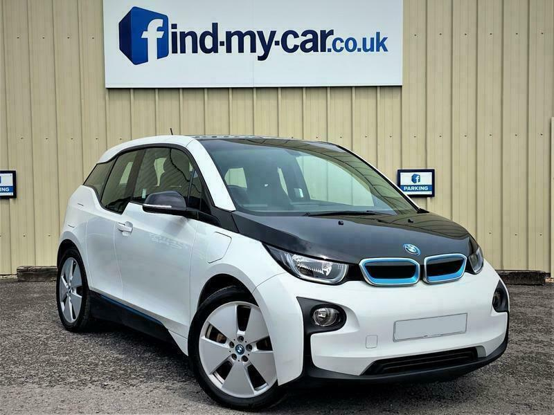 2015 BMW i3 I3 RANGE EXTENDER Auto HATCHBACK Hybrid Automatic
