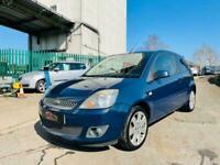 2008 Ford Fiesta 1.6 TDCi Zetec Climate 3dr Hatchback Diesel Manual