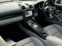 2016 Porsche 718 CAYMAN S PDK Semi Auto Coupe Petrol Automatic