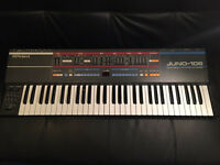 Roland Juno 106 - Vintage Synth (Serviced Sept'16)
