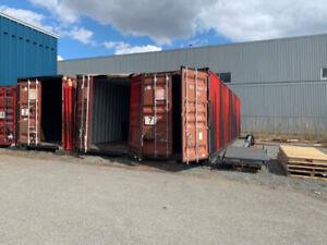Conteneur , conteneur maritime usagé , container